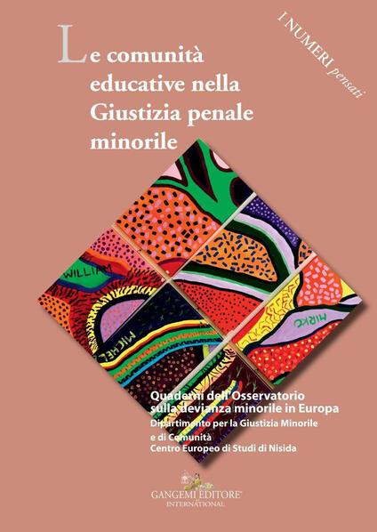 Le comunità educative nella giustizia penale minorile - copertina