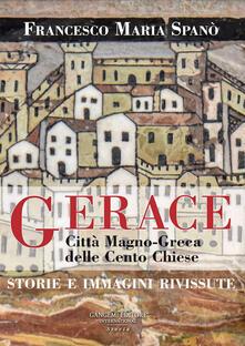 Vitalitart.it Gerace. Città magno-greca delle cento chiese. Storie e immagini rivissute Image