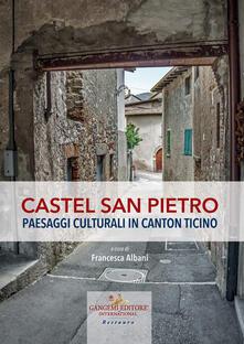 Castel San Pietro. Paesaggi culturali in Canton Ticino. Ediz. illustrata.pdf