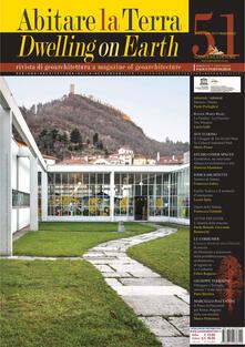 Winniearcher.com Abitare la terra. Ediz. italiana e inglese (2019). Vol. 51 Image