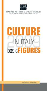 Culture in Italy 2009. Basic figures