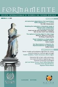 Formamente. Rivista internazionale sul futuro digitale (2012). Ediz. italiana e inglese vol. 1-2