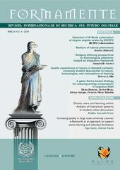 Formamente. Rivista internazionale sul futuro digitale (2014). Ediz. italiana e inglese vol. 3-4