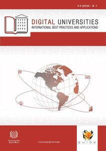 Digital universities. International best practices and applications (2015). Vol. 1