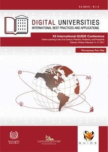 Digital universities. International best practices and applications (2017). Vol. 1-2