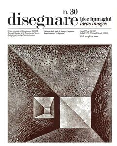 Disegnare. Idee, immagini. Ediz. italiana e inglese. Vol. 30 - copertina