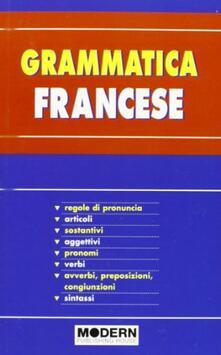 Ilmeglio-delweb.it Grammatica francese Image