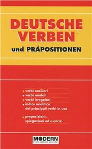 Verbi tedeschi e preposizioni - copertina