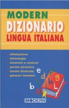 Recuperandoiltempo.it Modern dizionario lingua italiana Image