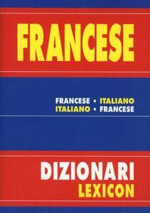 Dizionario francese-italiano - copertina