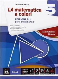 MATEMATICA A COLORI 5 ED. MISTA