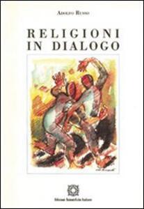 Religioni in dialogo - Adolfo Russo - copertina