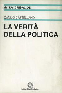 La verità della politica - Danilo Castellano - copertina
