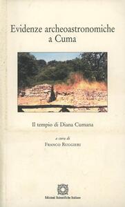 Evidenze archeoastronomiche a Cuma. Il tempio di Diana Cumana - copertina
