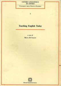 Teaching English Today - copertina
