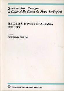 Listadelpopolo.it Illeicità, immeritevolezza, nullità Image