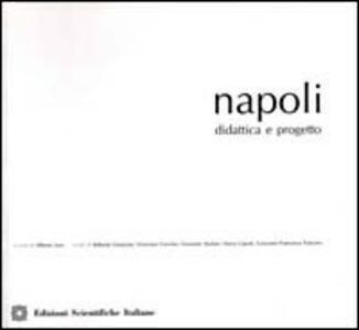 Napoli. Didattica e progetto - copertina