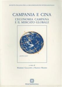 Campania e Cina. L'economia campana e il mercato globale - copertina