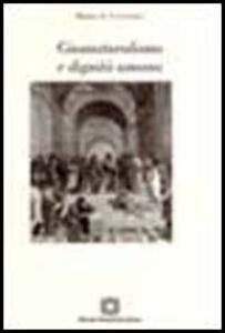 Giusnaturalismo e dignità umana - Mario A. Cattaneo - copertina