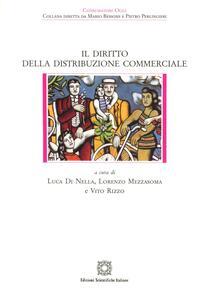 Il diritto della distribuzione commerciale - copertina