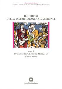 Libro Il diritto della distribuzione commerciale