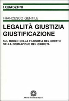 Vitalitart.it Legalità, giustizia, giustificazione Image