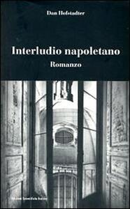Interludio napoletano - Dan Hofstadter - copertina