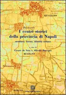 I centri storici della provincia di Napoli - copertina