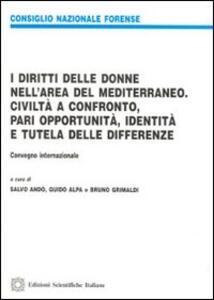 I diritti delle donne nell'area del Mediterraneo - copertina