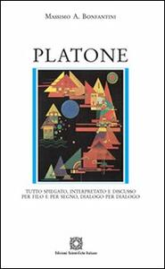 Platone - Massimo A. Bonfantini - copertina