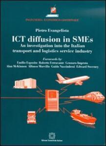 ICT diffusion in SMEs. Ediz. italiana - Pietro Evengelista - copertina