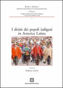 I diritti dei popoli indigeni in America Latina