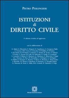 Secchiarapita.it Istituzioni di diritto civile Image