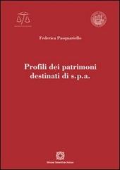 Profili dei patrimoni destinati di s.p.a.