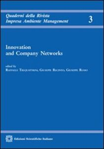 Libro Innovation and company networks