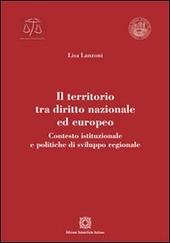 Il territorio tra diritto nazionale ed europeo