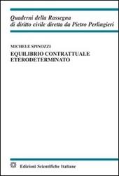Equilibrio contrattuale eterodeterminato