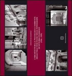 L' architettura, il paesaggio e l'ambiente delle ville vesuviane nelle fotografie di Vittorio Pandolfi (1956-1959). Ediz. illustrata