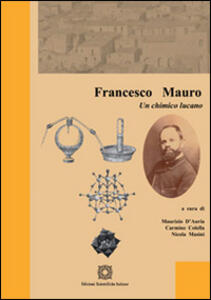 Francesco Mauro. Un chimico lucano