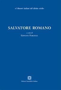 Libro Salvatore Romano