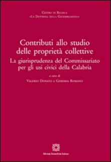 Promoartpalermo.it Contributi allo studio delle proprietà collettive Image