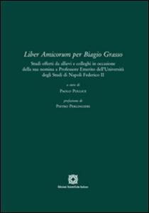 Liber amicorum per Biagio Grasso