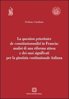 Lpgcsostenible.es La question prioritaire de constitutionnalité in Francia: analisi di una riforma attesa e dei suoi significati per la giustizia costituzionale italiana Image