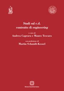 Studi sul c.d. contratto di engineering