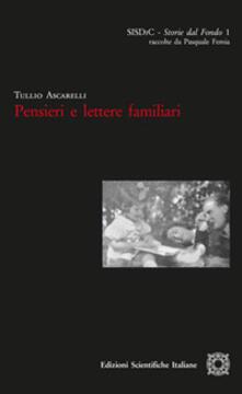 Fondazionesergioperlamusica.it Pensieri e lettere familiari Image