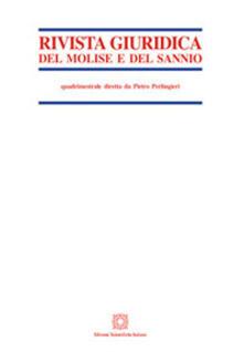 Cefalufilmfestival.it Rivista giuridica del Molise e del Sannio (2017). Vol. 1 Image