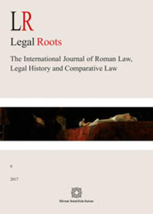Mercatinidinataletorino.it LR. Legal roots. The international journal of roman law, legal history and comparative law (2017). Vol. 6 Image