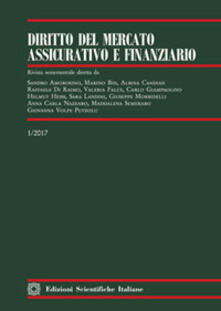 Listadelpopolo.it Diritto del mercato assicurativo e finanziario (2017). Vol. 1 Image