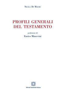 Profili generali del testamento