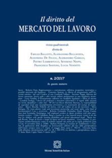 Daddyswing.es Il diritto del mercato del lavoro (2017). Vol. 2 Image